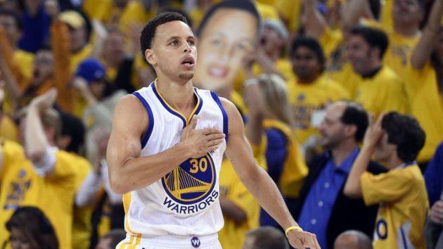 half off 7283b 84a64 Stephen Curry pens memorabilia deal with Fanatics ...