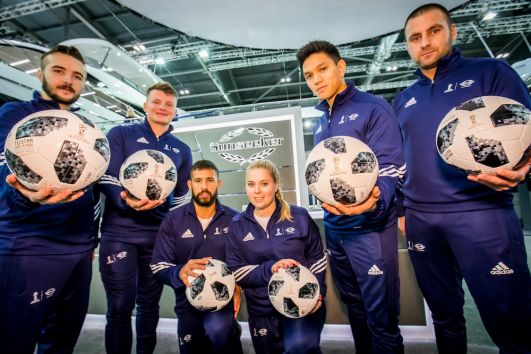 Sunseeker comes on board for 2018 Fifa World Cup