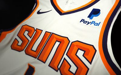 Phoenix Suns cash in with PayPal