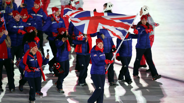 Team GB get comfy with DFS deal