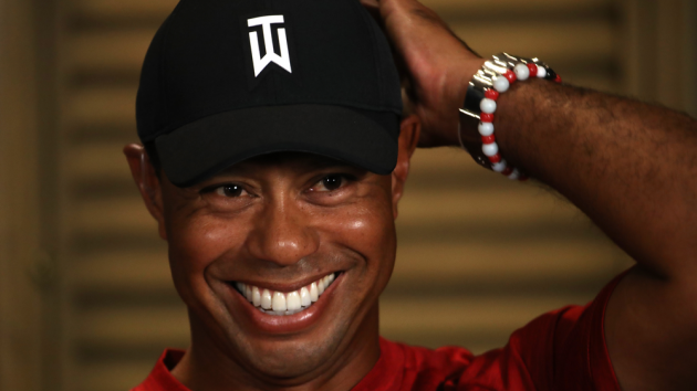Woods signs deal for exclusive content on global GOLFTV