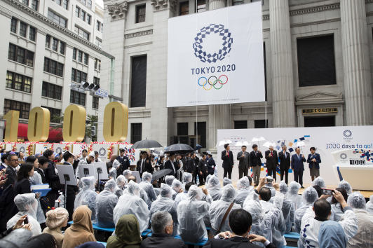 Japanese broadcasters agree Olympic Channel deal