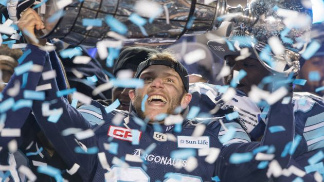 MLSE to acquire CFL's Toronto Argonauts
