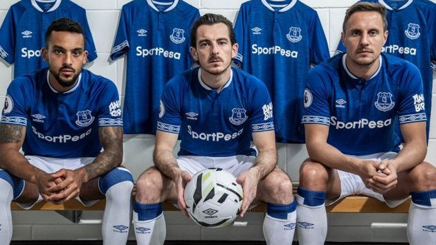 fc95e30e6 Everton extend Umbro kit deal - SportsPro Media