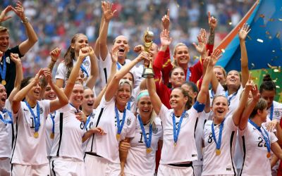 Fifa Women's World Cup signs '€1m' Crédit Agricole deal