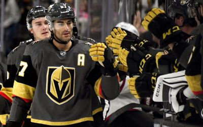 William Hill and Golden Knights claim NHL's first betting deal