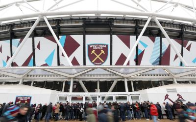West Ham stadium naming rights search costs taxpayer UK£450,000