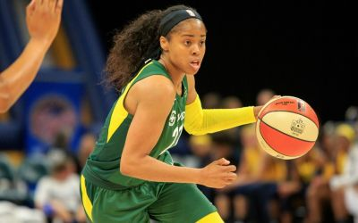 Puma continues basketball push with WNBA deal