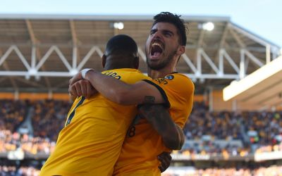 Wolves claim Premier League first with 'supersized' LED system