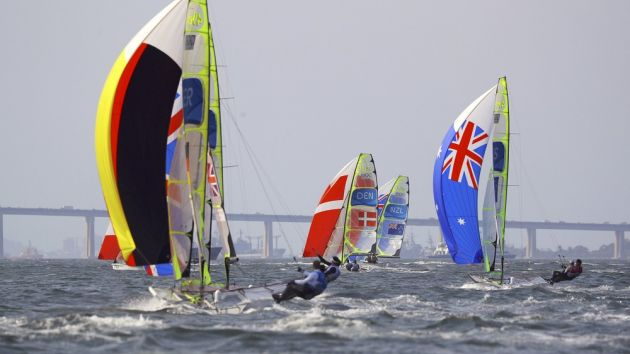 World Sailing clocks in with Rolex