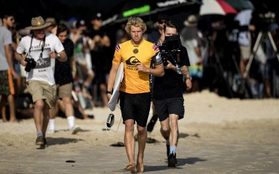 World Surf League apologises for Facebook streaming issues